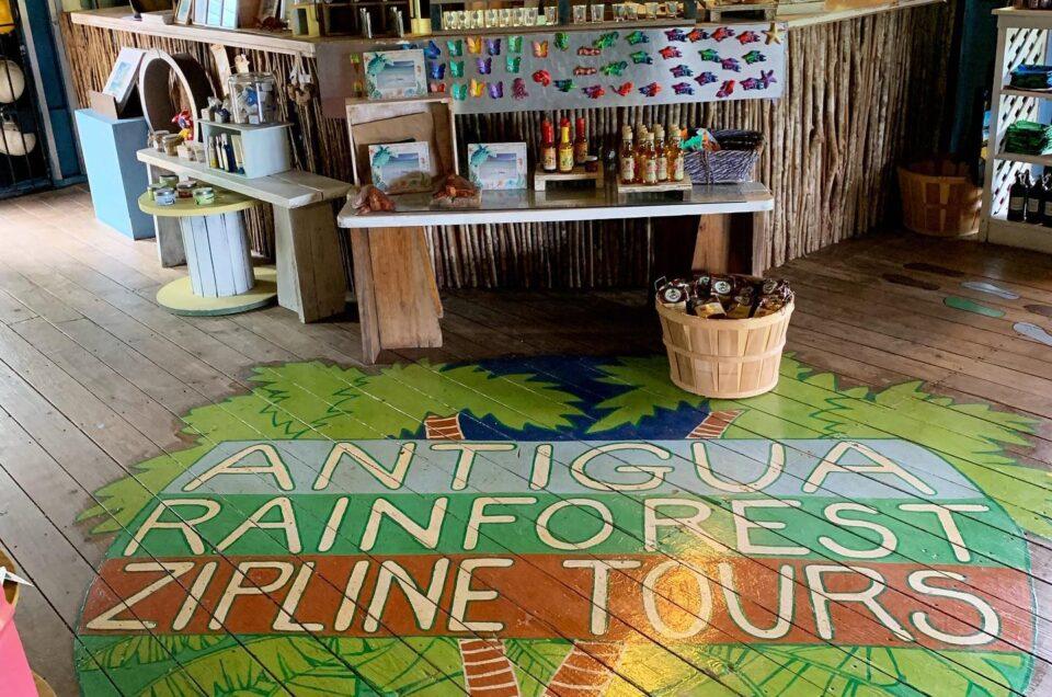Zipline with Rainforest Canopy Tour