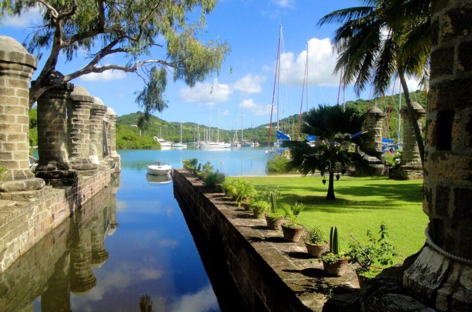 An Afternoon of Antiguan History with expert Dr. Reginald Murphy