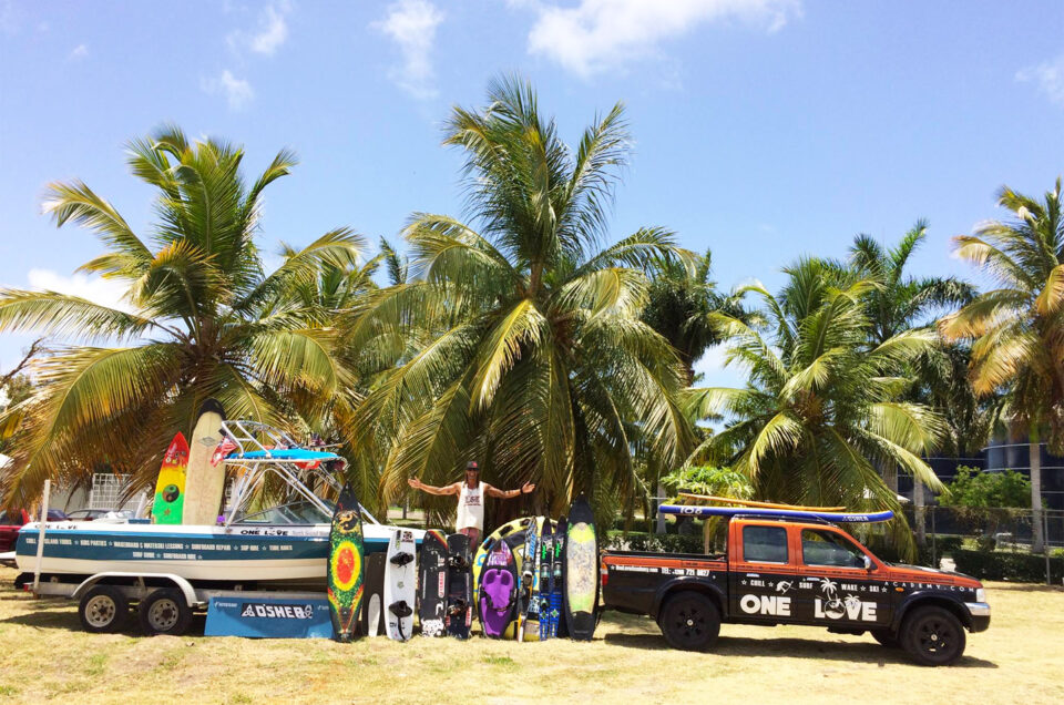 Wakeboard Lesson with One Love Academy