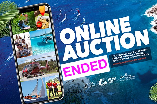 VIRTUAL FUNDRAISING AUCTION UPDATE