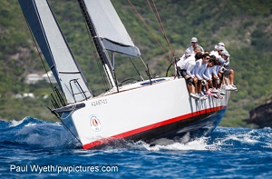 Yachting World Round Antigua Race 2013 – Paul Wyeth